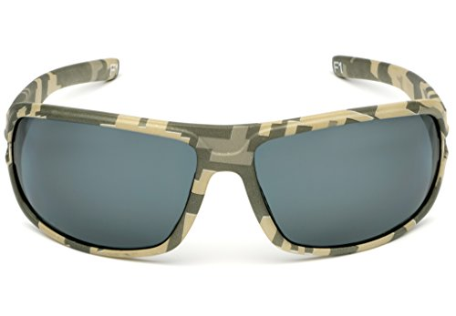 Striyker F1 Digital Camo Polarized Grey - Camo Digital Sunglasses