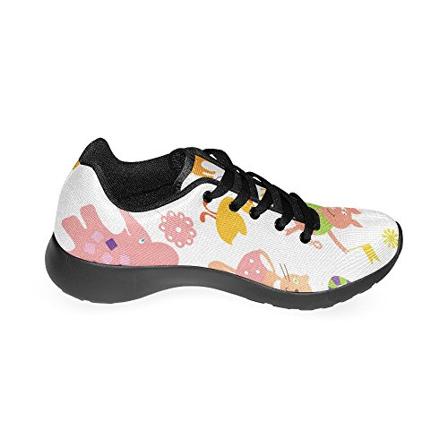 InterestPrint Womens Cross Trainer Athletic Shoes Breathable Lightweight Running Sneakers GiEbohzQl