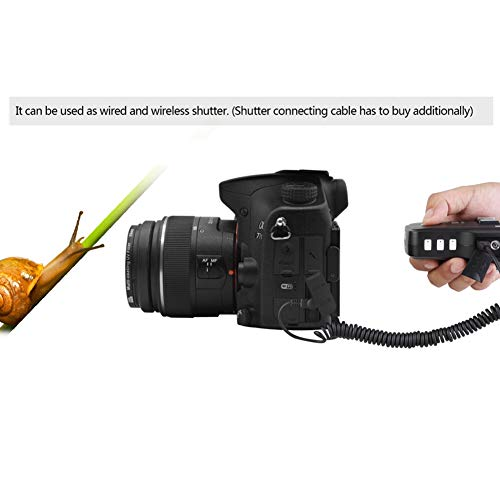 Pixel King Pro Flash Trigger,1/8000s 2.4Ghz,TTL HSS LCD Screen,Transceivers with PC Port for Sony Mi Shoe Cameras A7 A7R A7RII A6300 A65 A77II RX10III and Strobe Studio Light by PIXEL (Image #1)