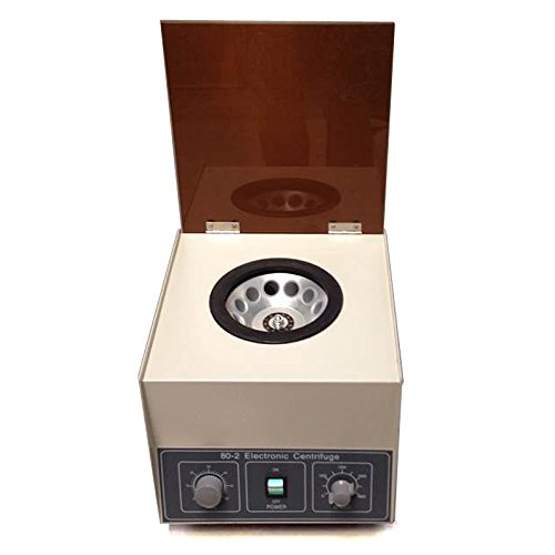 F2C Electric Lab Medical Practice Desktop Centrifuge Machine,110V 80-2 4000rpm 40w by F2C (Image #1)