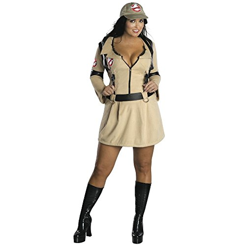 [Ghostbusters Costume - Plus Size - Dress Size 16-20] (Ghostbusters Womens Costume)