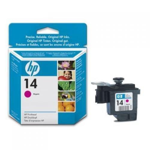 HP C4922A OEM - No. 14 magenta (14 Inkjet Printhead)