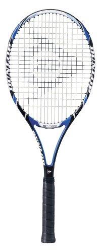 Dunlop Sports Aerogel 4D 200 Tour, Strung, with cover, Tennis Racquet (4 1/4)