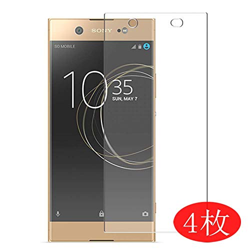 【4 Pack】 Synvy Screen Protector for Sony Xperia XA1 Ultra 0.14mm TPU...