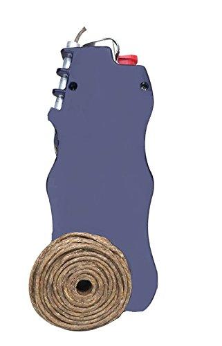 Hemp - Mechero dispensador de mecha con bobina de mecha de cáñamo de 3 m, Púrpura, 1: Amazon.es: Salud y cuidado personal