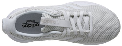 adidas Questar Ride, Chaussures de Running Compétition Femme Blanc Cassé (Ftwr White/Ftwr White/Grey One F17 Ftwr White/Ftwr White/Grey One F17)