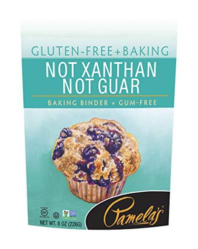Pamela's Products Gluten Free Not Xanthan Not Guar Baking Binder, 8 Ounce ()
