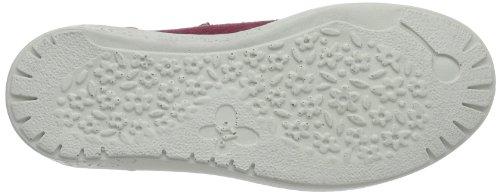 Ricosta Samine(M) 8620500 Mädchen Sneaker Rot (raspberry 384)