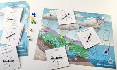 470004-430EA - Description : Water Cycle Game - Water Cycle Game - - Water Vwr
