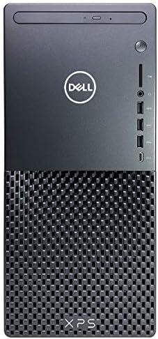 DELL XPS 8940 TOWER DESKTOP COMPUTER – 10TH GEN INTEL CORE I7-10700 8-CORE UP TO 4.80 GHZ CPU, 64GB DDR4 RAM, 512GB SSD + 4TB HARD DRIVE, INTEL UHD GRAPHICS 630, DVD BURNER, WINDOWS 10 PRO, BLACK
