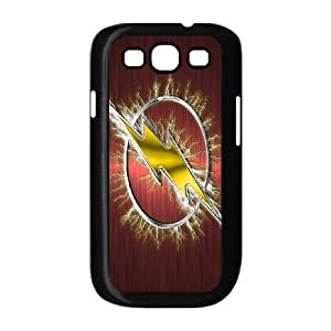 Samsung Galaxy S3 9300 Cell Phone Case Black The Flash Design Protective Phone Case Cover XPDSUNTR22893