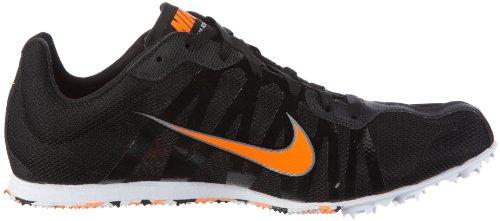 s Nike V Spike Black Running Schwarz Rival Men white Black Zoom Total Shoe Running D Orange 144wFTq