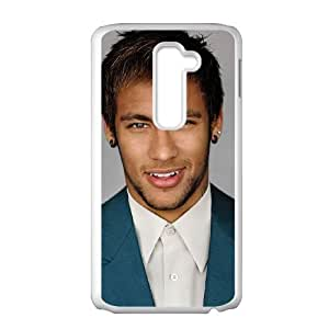 LG G2 White Neymar phone cases protectivefashion cell phone cases YTQG5133666