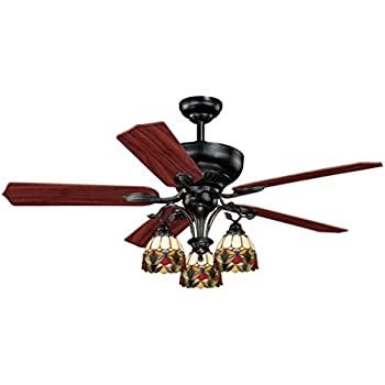 Vaxcel f0006 french country ceiling fan 52 oil shale finish vaxcel f0006 french country ceiling fan 52 oil shale finish aloadofball Images