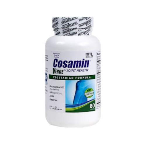 Cosamin Verde, 80 Tabs by - 80 Hcl Tabs Glucosamine