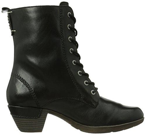 Stivale Pikolinos Black edf Rotterdam Da Nero Donna black 7936 edf qnE1O