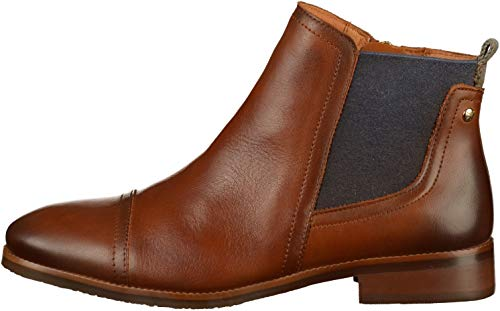 Pikolinos Women's Ankle i18 Royal Boots W4d Brown qvrUH7qwn