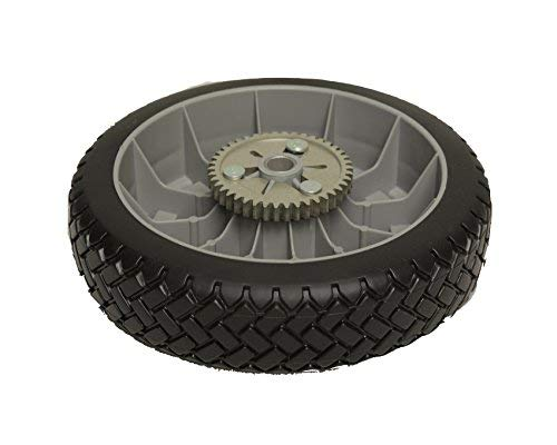 - Toro 16-0029 Wheel and Gear Assembly