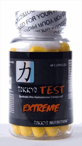 Test EXTREME Testosterone Booster