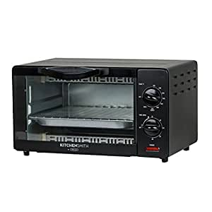 Amazon Com Kitchensmith By Bella Toaster Oven Black