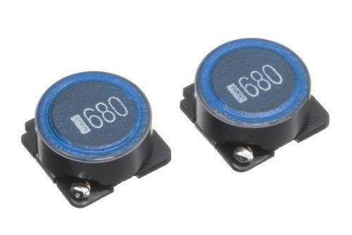 Fixed Inductors 330uH 0.34ohms 1.0A 125 Deg C 5 pieces