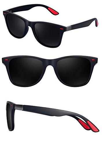 88385eef73f8 Polarized Sunglasses for Men Sunglasses - FEIDU Polarized Sunglasses for Men  Sunglasses Man FD2150 (black