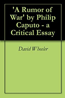 a rumor of war essay questions Ending an essay- is it a good idea to end and essay with a question is it good to end an essay with a question most students debate on whether it is good to.