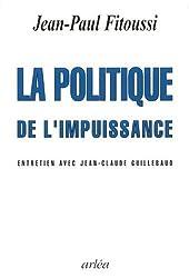 La Politique de l'impuissance