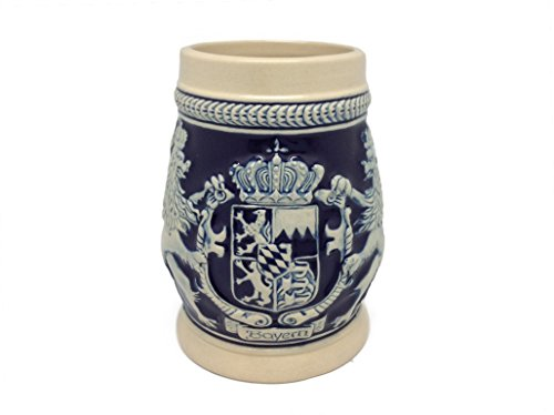 Germany Bayern Coat of Arms Ceramic Collectible Beer Stein