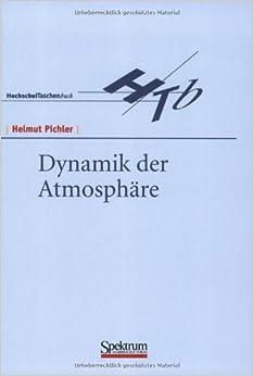 Book Dynamik der Atmosphäre