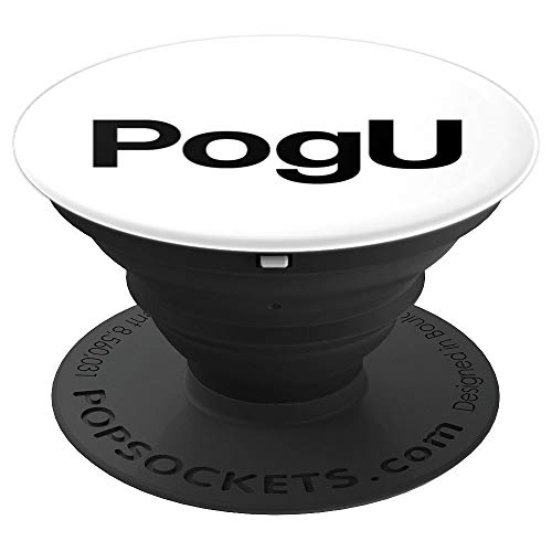 PogU - PopSockets Grip and Stand for Phones and Tablets