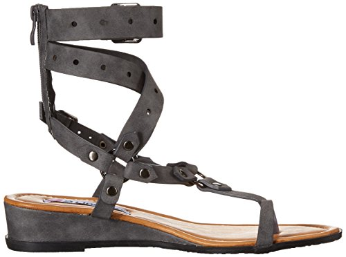2 Lips Too Women Kaya Dress Sandal Slate