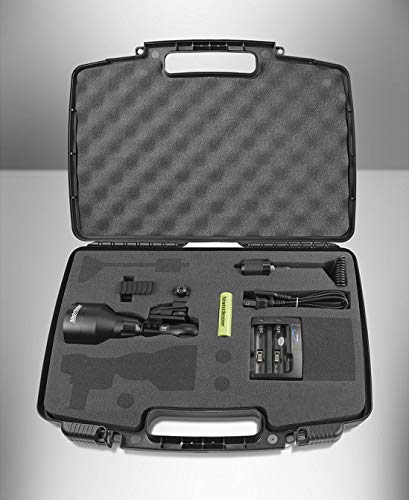 Class-1 NS550 DIMMABLE Adjustable Beam Gun Light Kit (Green LED)