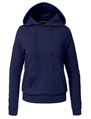 Solid Colored Hoodie - 4