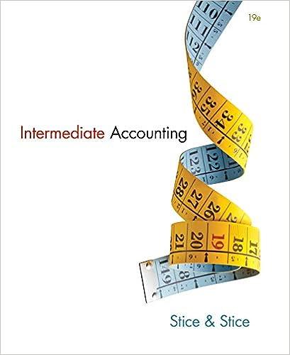 Intermediate Accounting 9781133957911 Earl K