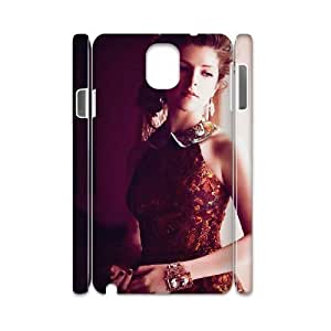 HXYHTY Diy case Anna Kendrick customized Hard Plastic case For samsung galaxy note 3 N9000