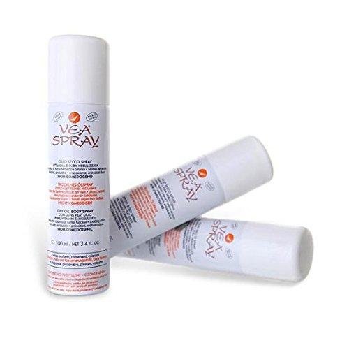 Vea Spray Olio Secco - 100 ml Hulka s.r.l. 8032638560047