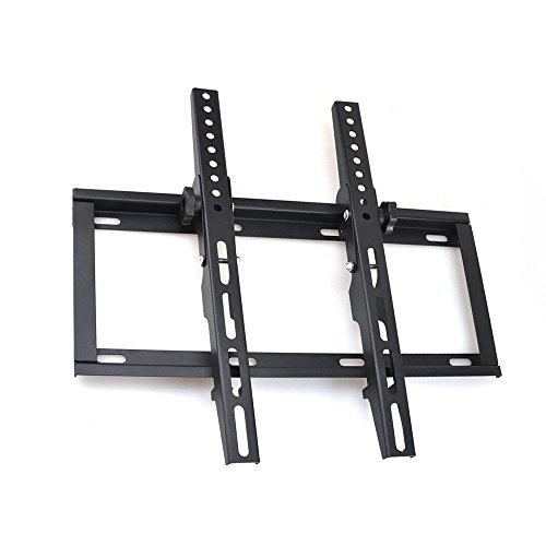 Sharp Aquos Flat Screen Tv - Sunydeal TV Wall Mount Bracket for Samsung Vizio LG TCL Panasonic Sony Sharp AQUOS Insignia Element Emerson 19 22 26 28 30 32 37 39 40 42 43 45 inch Plasma LCD LED Smart TV Flat Panel Screen Display