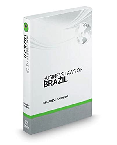 Business Laws of Brazil, 2014-2015 ed.