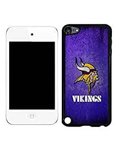 Minnesota Vikings Ipod Touch 5 Case Sports Mark Design Football Collection Cool Style Hard Plastic Case for Ipod Touch 5th (MarkArtShop Type2268)