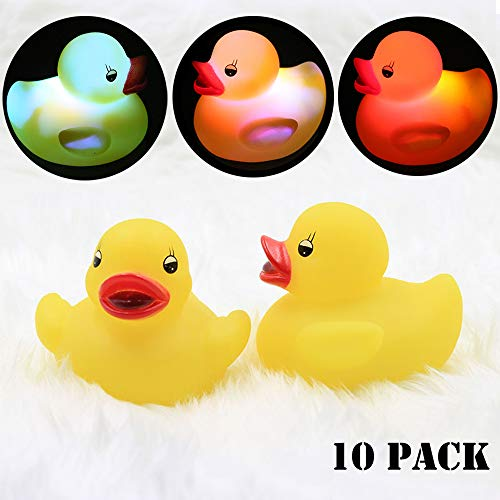 Led Light Up Rubber Duck in US - 9