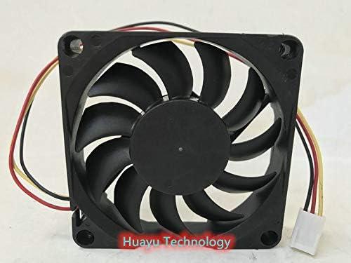 huayu for Y.S.TECH 7015 FD127015LB 12V 0.13A 7CM Cooling Fan