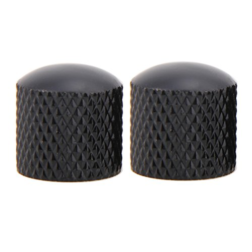 Car accessories - 4pcs/set Guitar Parts Guitar Bass Dome Tone Knobs for Electric Guitar Volume Control Knobs Stringed Instruments Accessories