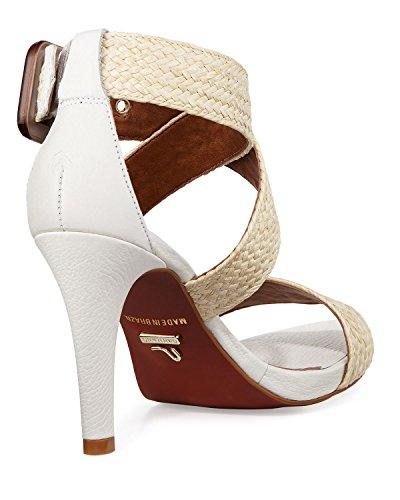 Carrano Femme 115984 Pompe Blanc