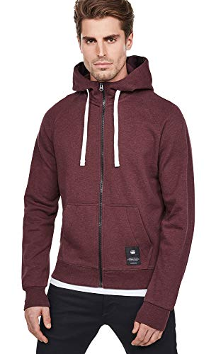 G-Star Raw Men's Manes Raglan Hooded Full Zip Sweatshirt, for sale  Delivered anywhere in USA