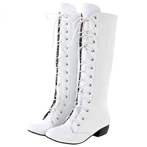 Classic White AIYOUMEI Classic Women's Boot AIYOUMEI Women's 6Yqcw5dxCC