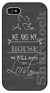 "iPhone 6 (4.7"") Bible Verse - God doesn't give us what we can handle; God helps us handle what we are given - black plastic case / Verses, Inspirational and Motivational"