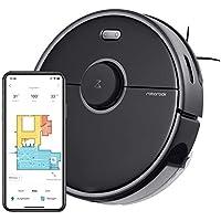 Roborock S5 Max Vacuum Cleaner Akıllı Robot Süpürge Siyah