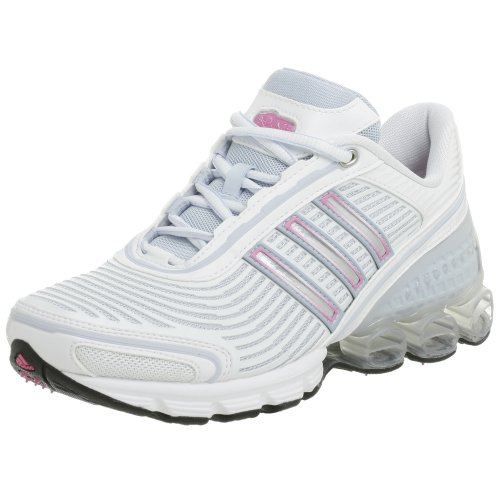 adidas Women's Microbounce 2008 Running Shoe White/Blue/Bloom footlocker pictures cheap online free shipping outlet store outlet low shipping fee fashion Style for sale 5MLlPaJ