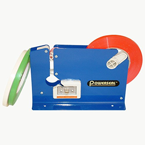 Powerseal/Excell 7605K Bag Sealing Tape Dispenser: 1/2 in. wide (Blue) Photo #2